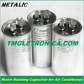 12UF - CAPACITOR DE PARTIDA 380VAC METALIC TERM FASTON