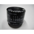 1000UF 160V - CAPACITOR ELETROLITICO RADIAL 85°C SNAP IN