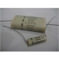 2,2uF,2,2mF - 400V - CAPACITOR POLIESTER AXIAL ,Capacitors Metallized Polyester Film(MKT)