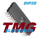 27C512 - CI Memory, EPROM OTP,ONE TIME PROGRAMMABLE (OTP) EPROM , 64kx8bit - DIP 28PIN
