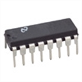 4094 - CI Shift Register/Latch Single 8-Bit Serial to Serial/Parallel 16-Pin DIP