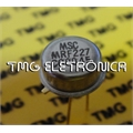 MRF227 - Transistor de RF, signal power amplifier RF Power UHF 2W 12.5V, 225MHz P1dB, TO-39 METALIC