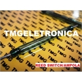 Reed Switch - RELE REED 5Mm x 50Mm, Ampola de Vidro,Magnetic Control Reed Switches,GLASS Reed Switches 3Amper (SPST) Normally Open (NO) Contato Normal aberto (NA)