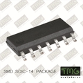 40106 - CI Inverter Schmitt Trigger 6-Element CMOS 14-Pin SOIC