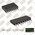 26C31 - CI Transmitter RS-422 Interface IC CMOS QUAD TRI-STATE DIFF LINE DRVR, SOIC 16