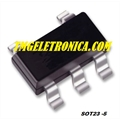 74AHC1G08 - CI Single 2-Input Positive-AND Gate 1-Element 2-IN CMOS,marking A08, 5Pin TSOP