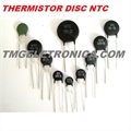 16 OHM - 16R - TERMISTOR THERMISTOR DISC NTC 16 OHM 15Mm