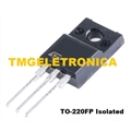 2SK2628 MOSFET POWER N-CHANNEL 6A 600V TO-220FI