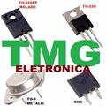 5NA80 - TRANSISTOR N-channel 800V, 1.2, 4.4A Power MOSFET TO-220