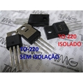 K2740 - TRANSISTOR MOSFET N-CH Fast switching speed 600V 7A TO-220FN