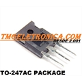 20N60 - TRANSISTOR Power MOSFET, N Channel Chip N-CH 600V 20A 3-Pinos  TO-247AB